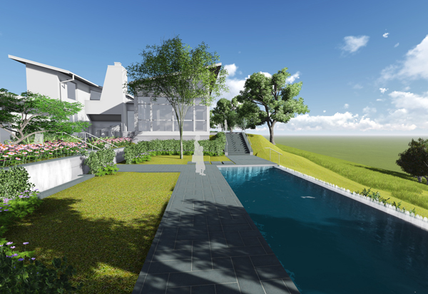 Foreverview Rendering