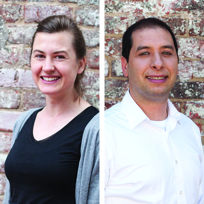 brw welcomes whitney and gerardo